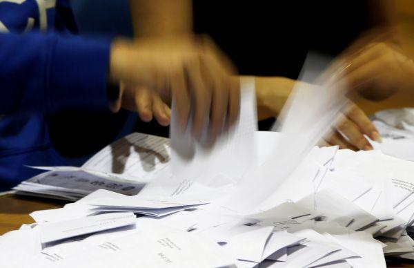 Volby v Británii