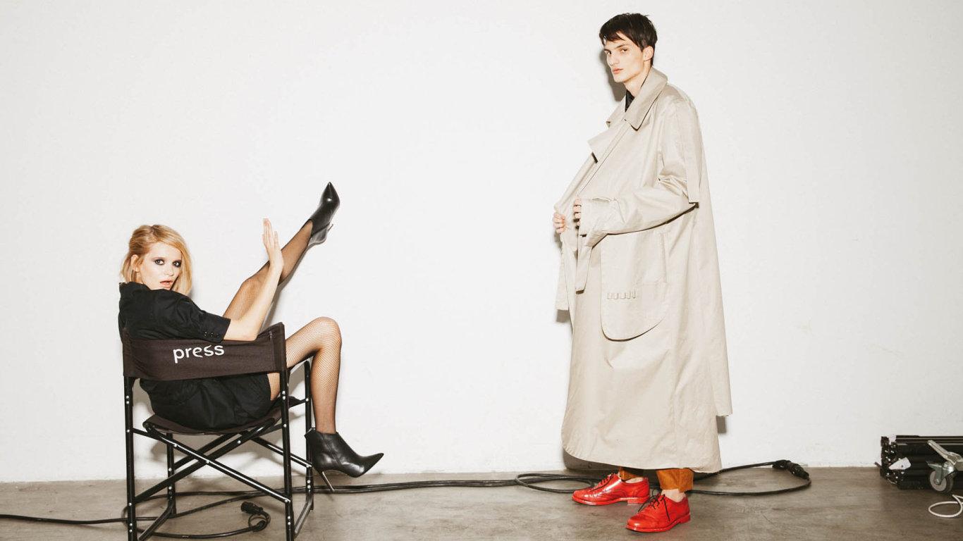 Na Mercedes-Benz Prague Fashion Weeku představí své kolekce pro příští podzim dvě desítky českých a zahraničních návrhářů.