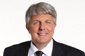 Jiří Baumruk, šéfkomentátor sportovní redakce stanice O2 TV Sport