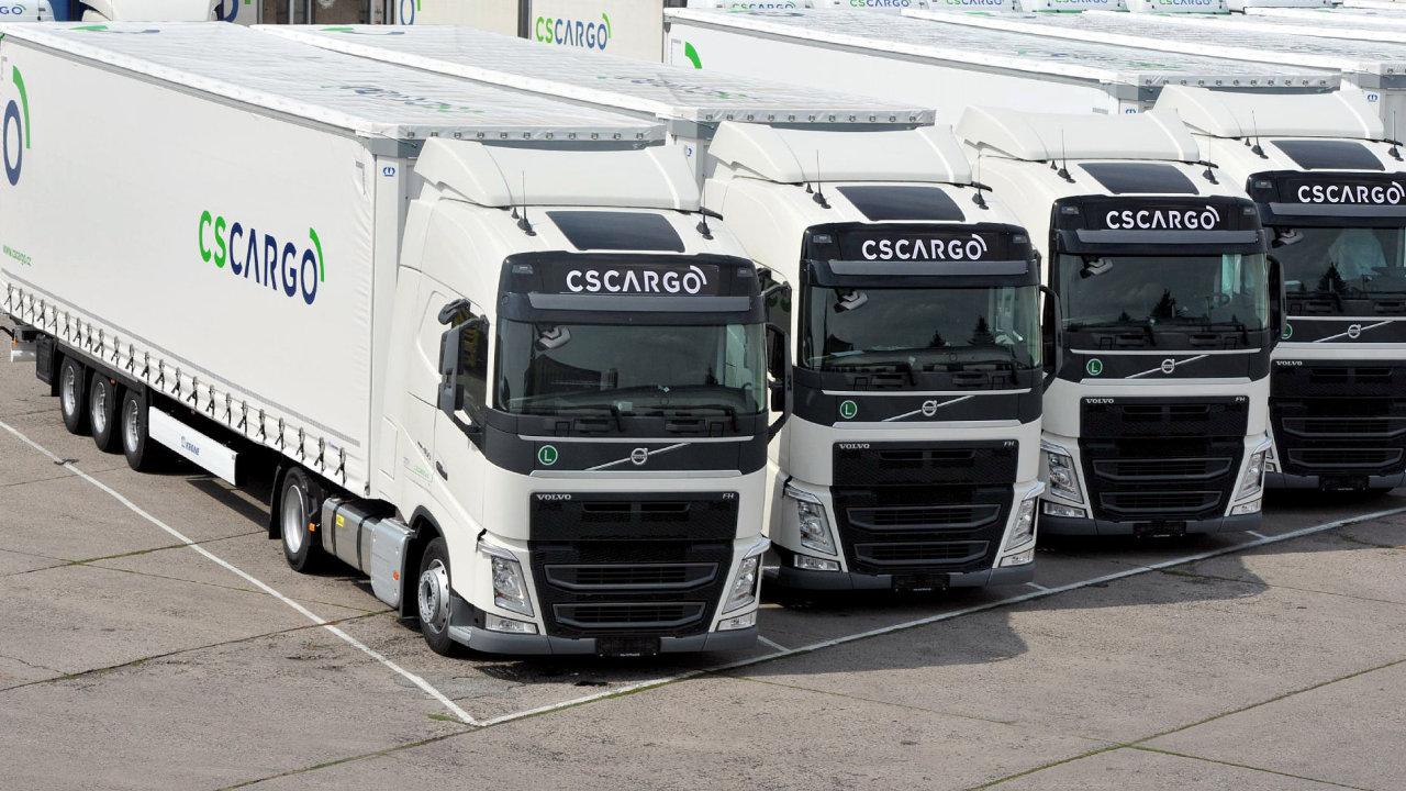 Za posledních 5 let investovala společnost CS Cargo do obnovy vozového parku 1,2 miliardy korun.