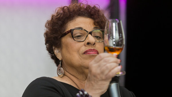Joy Spenceová, master blenderka jamajské destilérky Appleton Estate