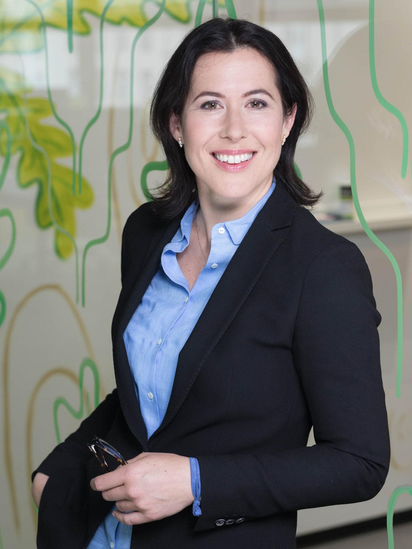 Veronika Horáková, ředitelka péče o zaměstnance Air Bank
