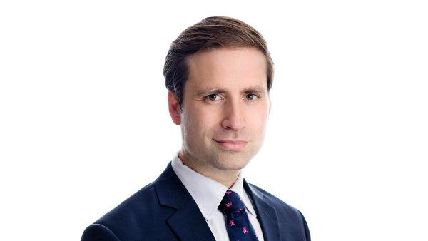 Lukáš Kovanda, hlavní ekonom společnosti Cyrrus.