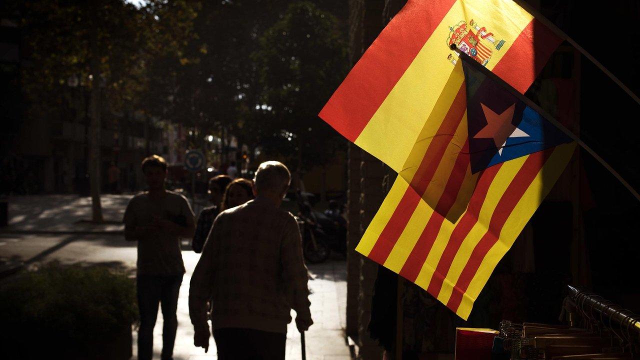 Část separatistů už ustoupila odněkterých radikálních postojů zdřívějška. Většina z nich už bude ráda, až Katalánsko získá zpět svou autonomii.