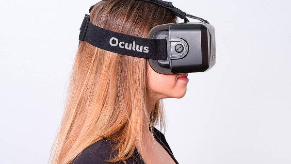 Nový výrobek firmy Oculus je zatím jedinou virtuální realitou, která nebude muset být připojena ke smartphonu nebo počítači.