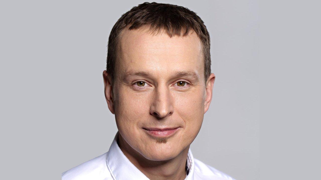 Petr Dvořák, generální ředitel společnosti Vodafone Malta