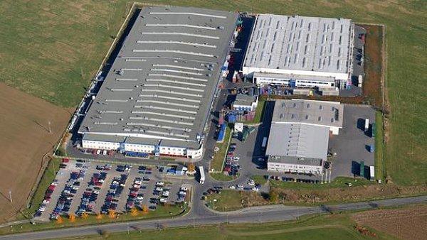 Firma postaví u Rokycan nové distribuční centrum.
