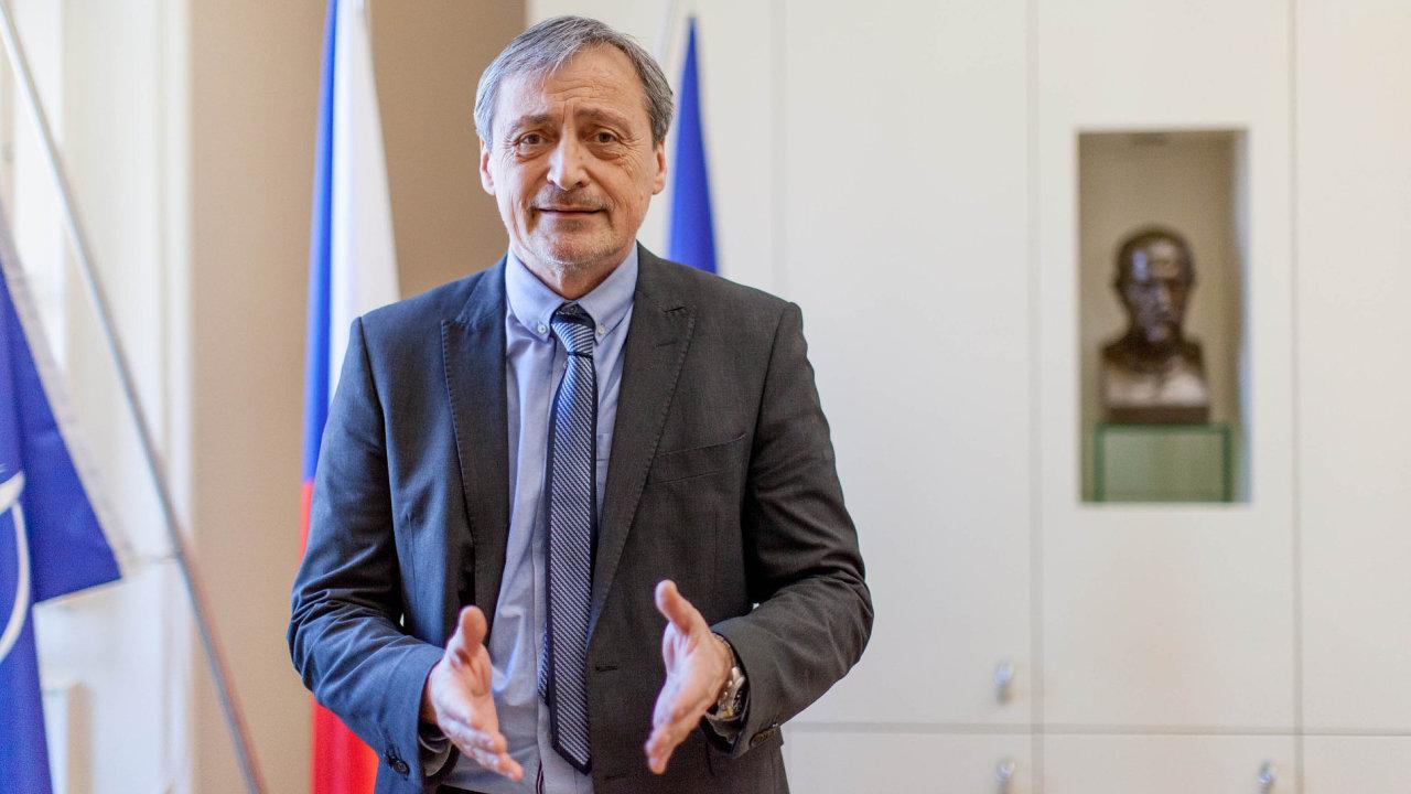 Ministr zahraničních věcí Martin Stropnický.