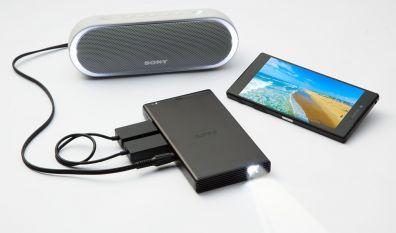 Mobilní projektor Sony MP-CD1