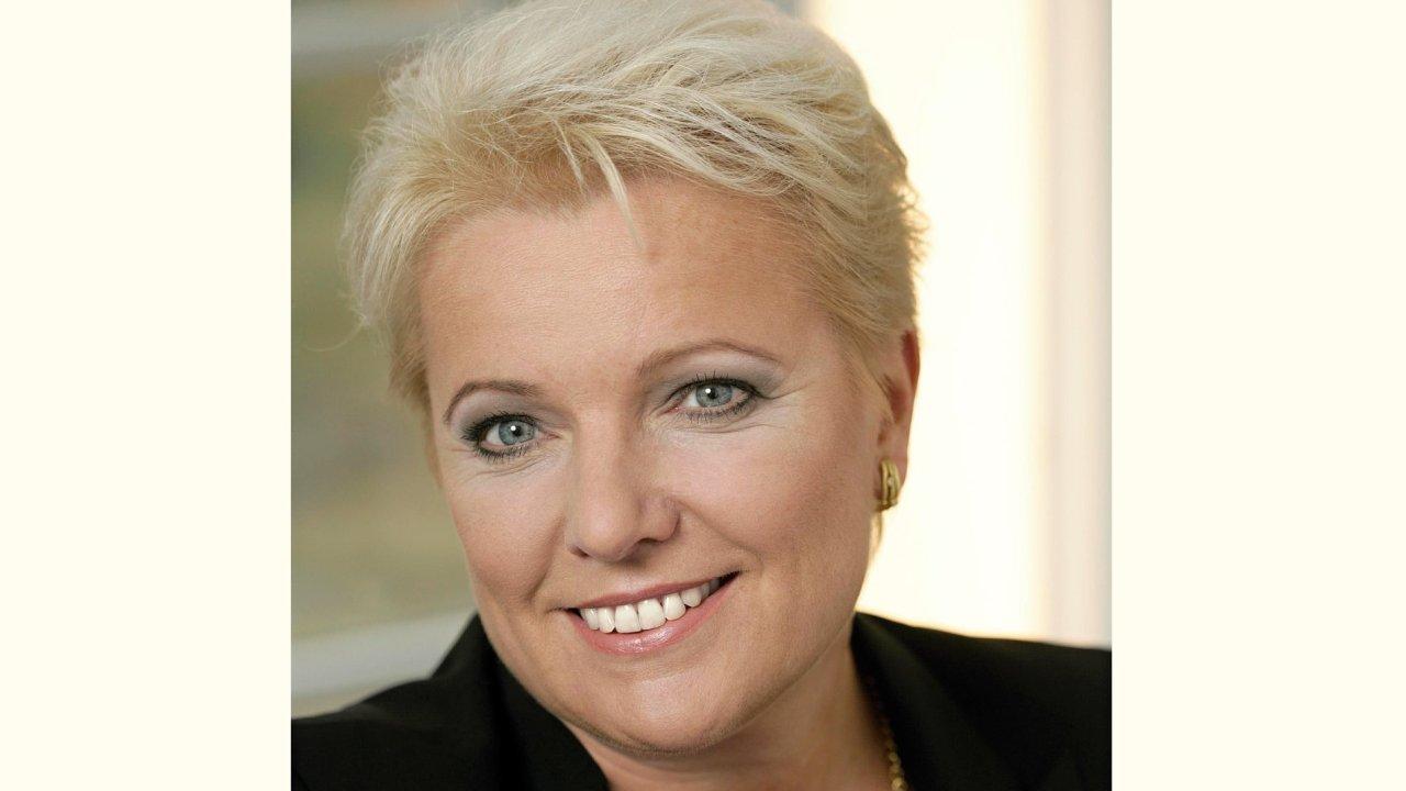 Jiřina Tapšíková, jednatelka Volkswagen Financial Services CZ