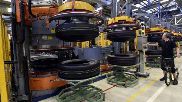 Continental Barum letos do technologií bude investovat téměř šest milionů eur, asi 150 milionů korun.