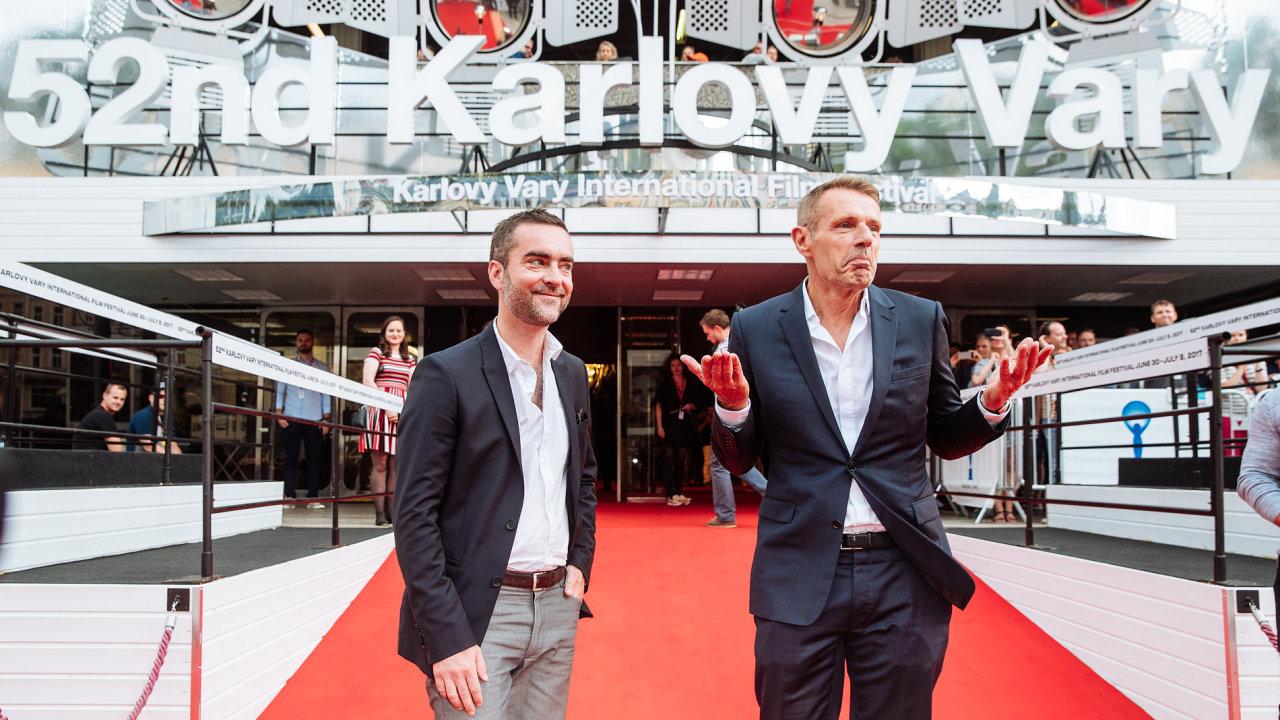 Mezinárodní filmový festival Karlovy Vary 2017