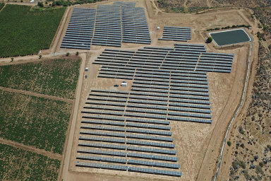 Kanaďané pomohou českému podnikateli rozjet v Chile výstavbu slunečních elektráren. Firma Solek postaví fotovoltaiky za 2,5 miliardy