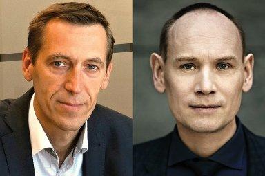 Martin Hargaš finančním ředitelem a Roman Truhlář obchodním ředitelem NN ČR