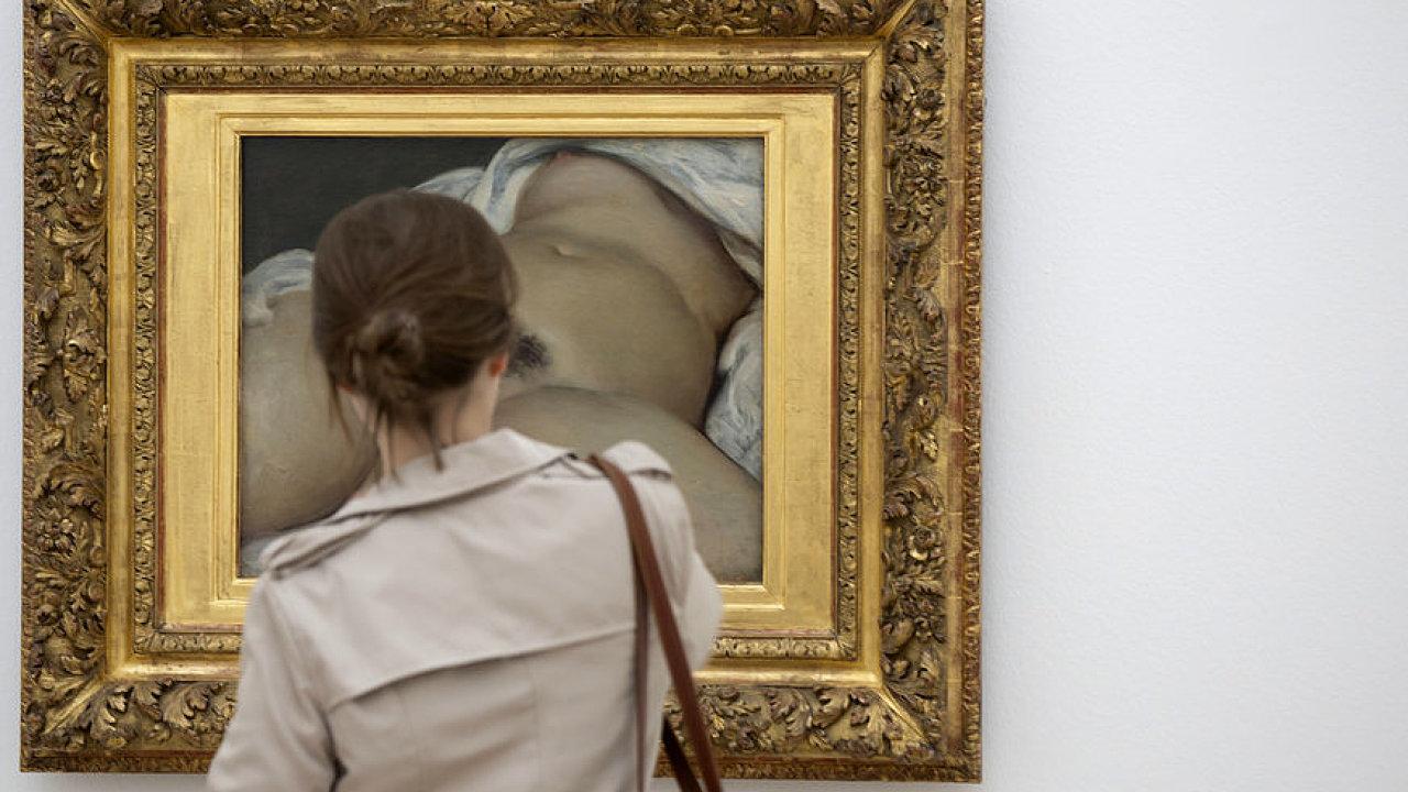 L'Origine du monde (Původ světa) se v současnosti nachází ve sbírkách pařížského muzea Orsay.