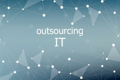 outsourcing IT, ilustrace