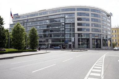 Florenc Office Center, v němž sídlí česká divize poradenské společnosti KPMG.