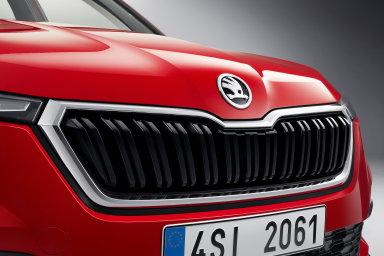 Škoda Auto odhalila nové malé SUV jménem Kamiq. Na délku měří stejně jako někdejší oblíbenec Škoda Yeti