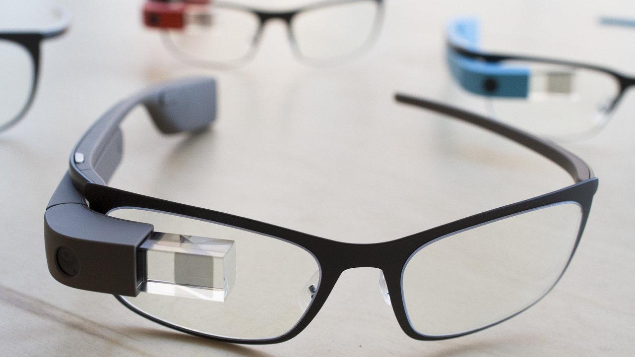 Sluneční brýle a obroučky pro Google Glass