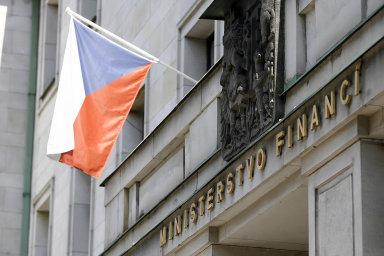 Sídlo ministerstva financí.