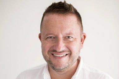 Eduard Kunce, manažer pro agilní řízení v Raiffeisenbank