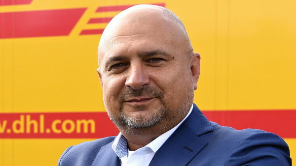Richard Endl, vedoucí obchodu pro transport v DHL Supply Chain