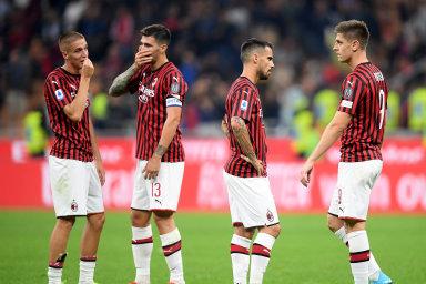 Skluzy a odkopy Vojtěcha Scheinosta: Fotbalový AC Milán hledá dveře do 21. století a cestu zpět mezi elitu