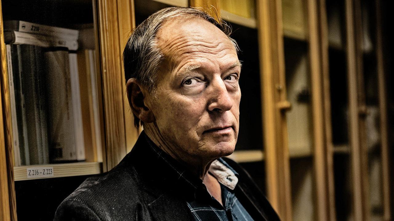 Jan Klápště. Archeolog, který seznamuje domácí i světovou veřejnost s dopady severočeské hnědouhelné těžby na českou krajinu.