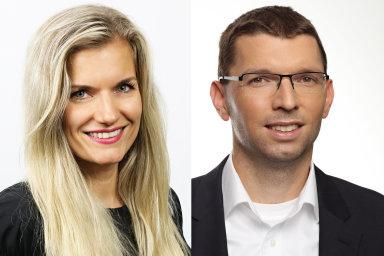 Zuzana Hofová a Vítězslav Ciml ve vedení společnosti OKsystem