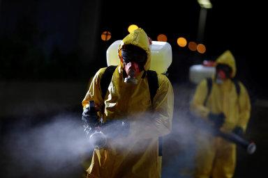 Pandemie koronaviru mění celý svět.
