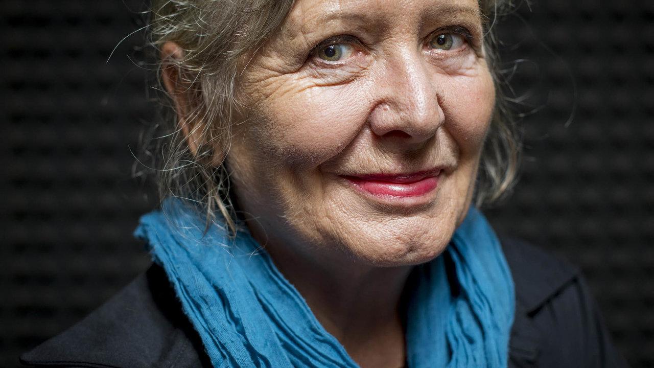 Helena Třeštíková patří mezi nejvýraznější ženy tuzemské dokumentaristiky.