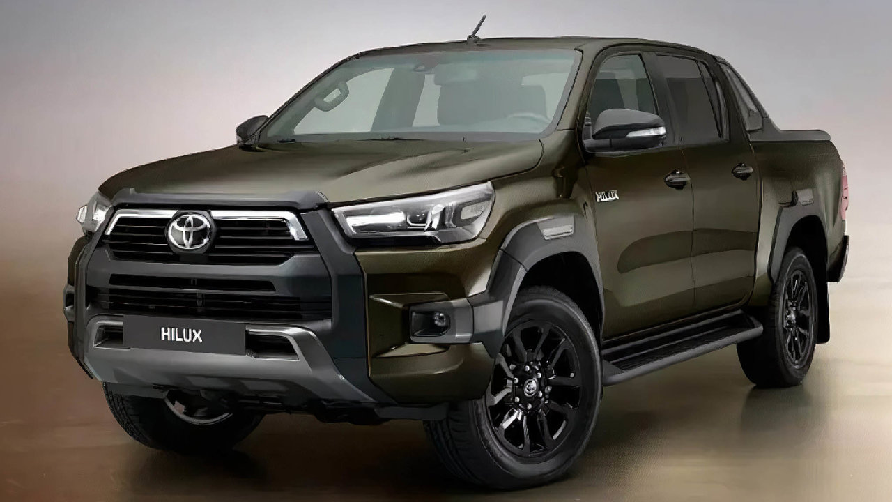 Armáda kupuje i v Japonsku. Terénní verze vozu Toyota Hilux nahradí v české armádě dosluhující vozidla UAZ a Land Rover.