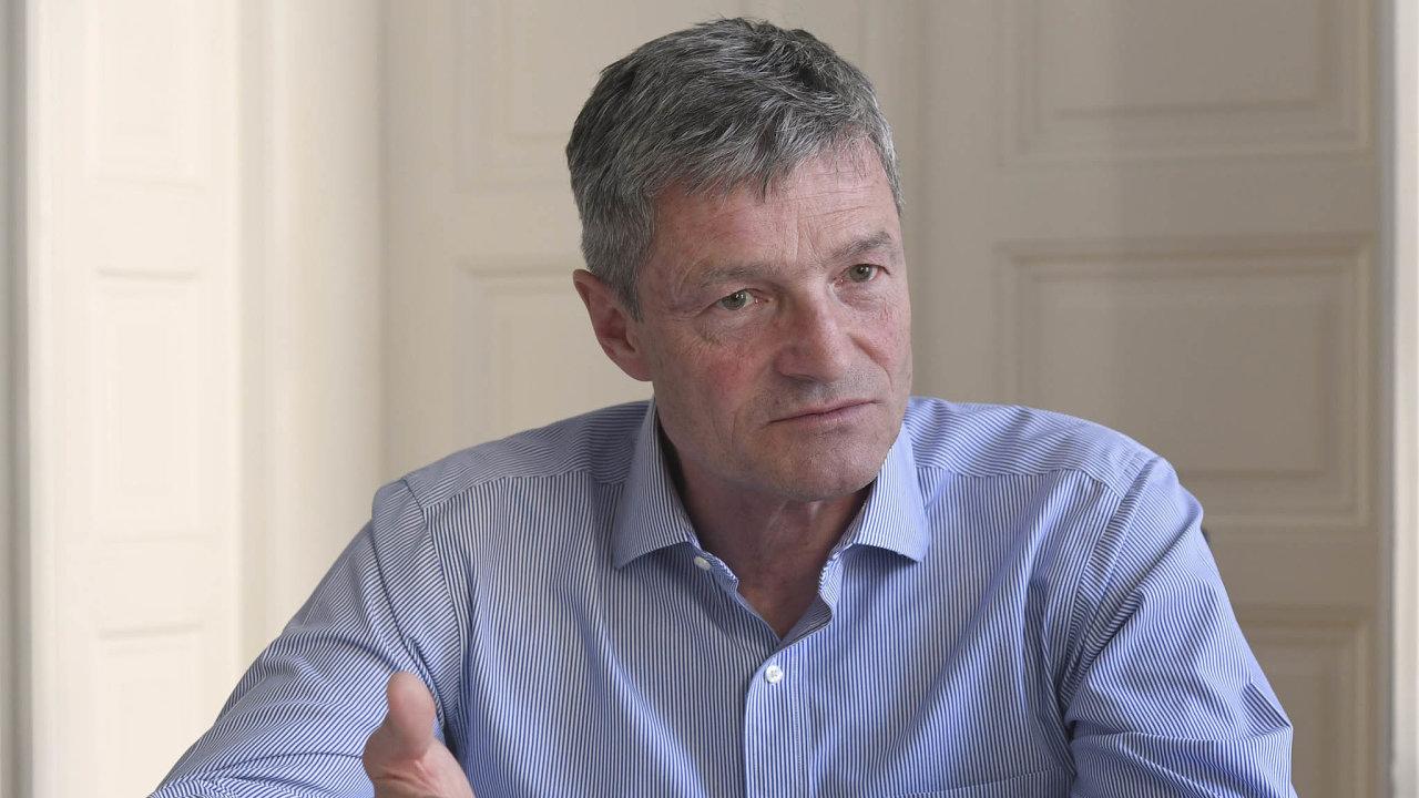Šéf společnosti Semantic Visions František Vrabel
