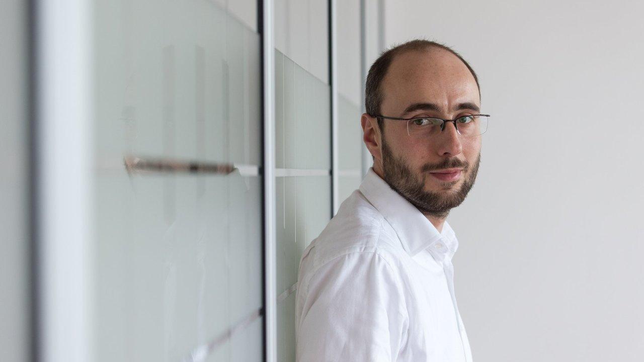 Martin Rehák, šéf a zakladatel start-upu Resistant AI