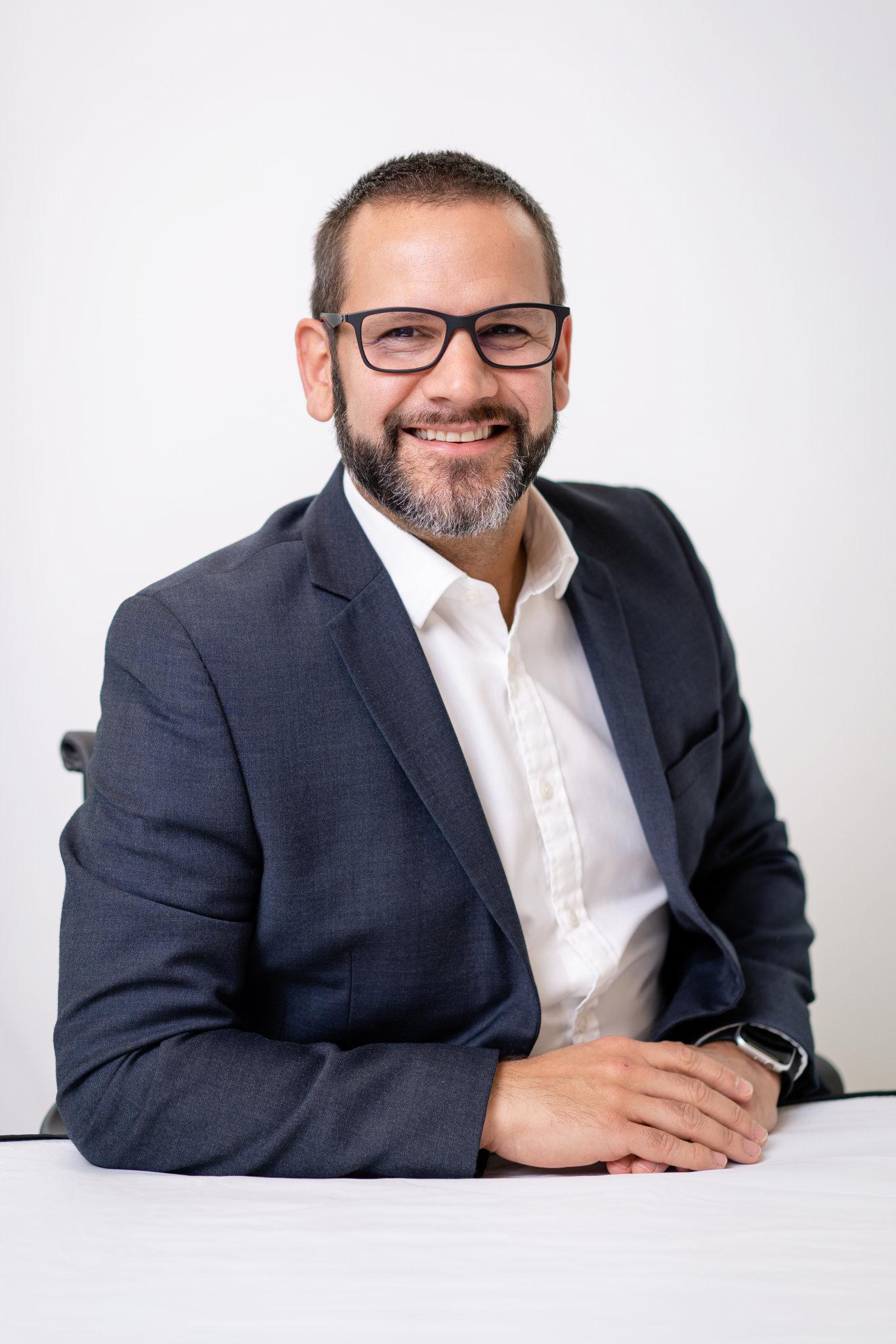 Kevin Turpin, ředitel průzkumu trhu Colliers pro střední a východní Evropu