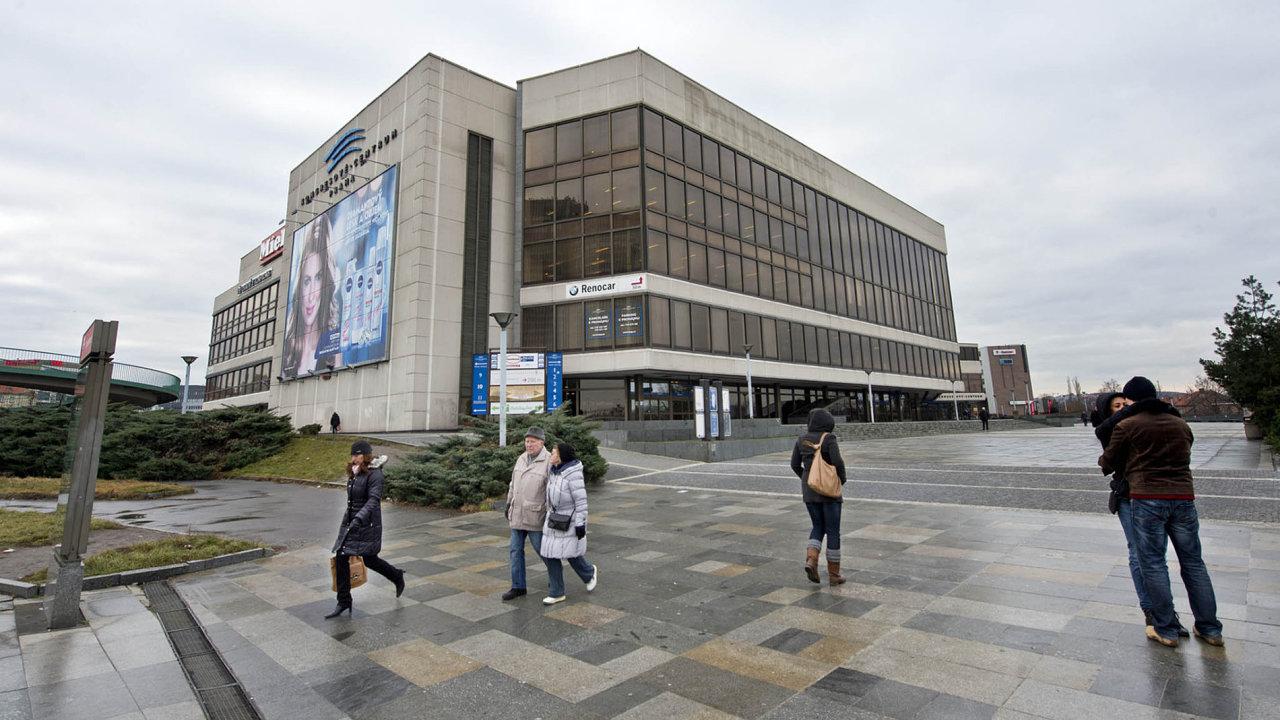 Kongresové centrum projde v příštích čtyřech letech rekonstrukcí za více než půl miliardy korun.