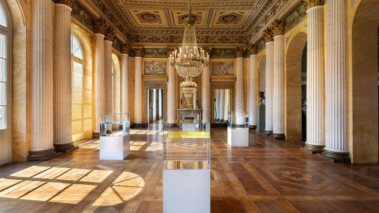 Hlavním uměleckým materiálem britské umělkyně Ann Veronicy Janssensové je světlo.