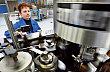 Ve stáčírně léčivé minerální vody Vincentka (na snímku) a výrobě doplňkových produktů pracuje 15 zaměstnanců.
