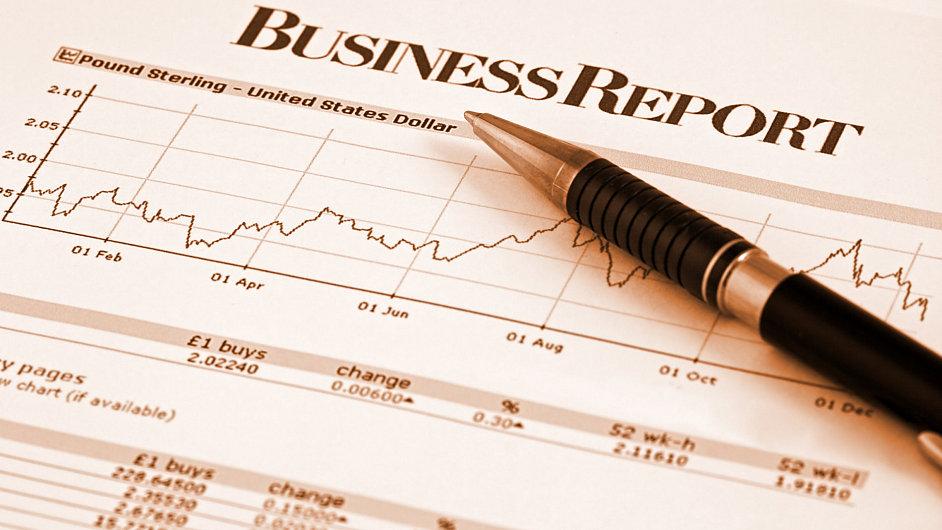 Ranní byznysový briefing - Ilustrační foto.