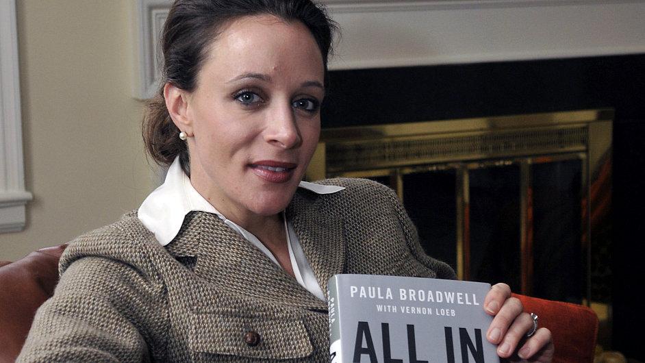Paula Broadwellová, milenka šéfa CIA Davida Petraeuse