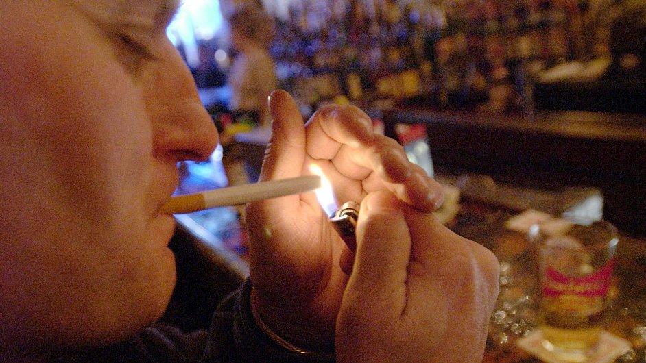 Kouření (ilustrační foto)