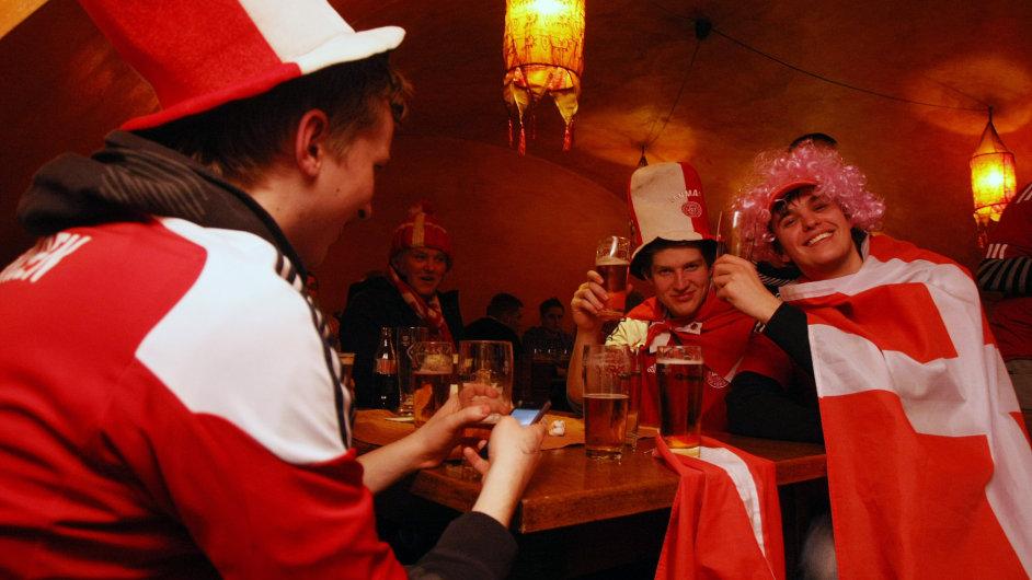 Dánové v Olomouci