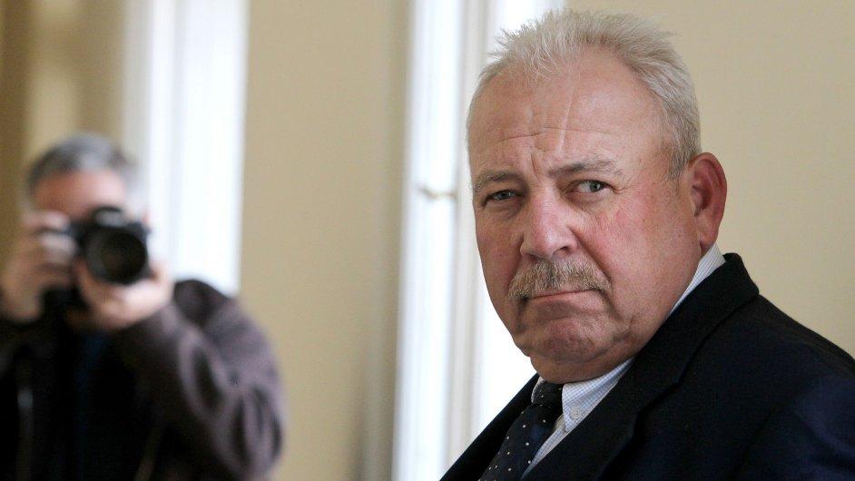 František Chvalovský u soudu