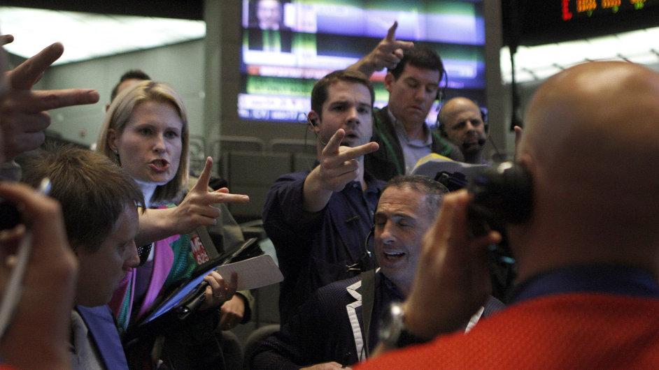 Pro burzovní makléře a akcionáře jsou čtvrtletní výsledky stále důležitým vodítkem