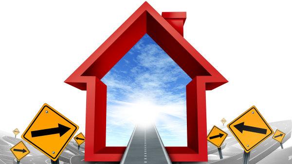Hypoteční trh táhne refinancování