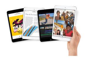 Apple představil lehký a tenčí iPad Air, iPad mini s retinou a záplavu dalších novinek