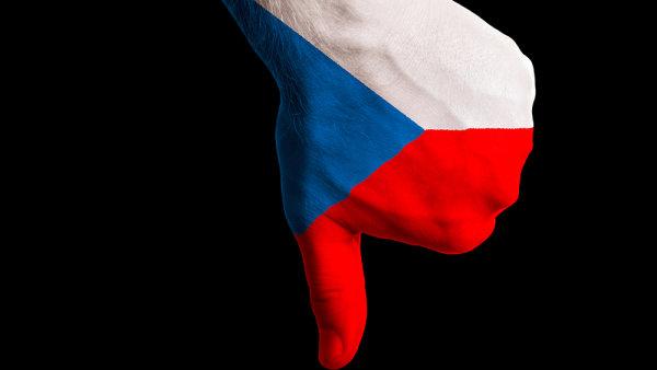Zahraniční dlu Česka vzrostl