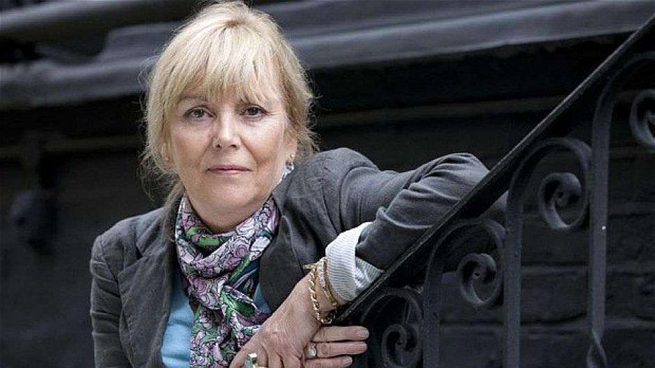 Britská spisovatelka Kate Atkinson