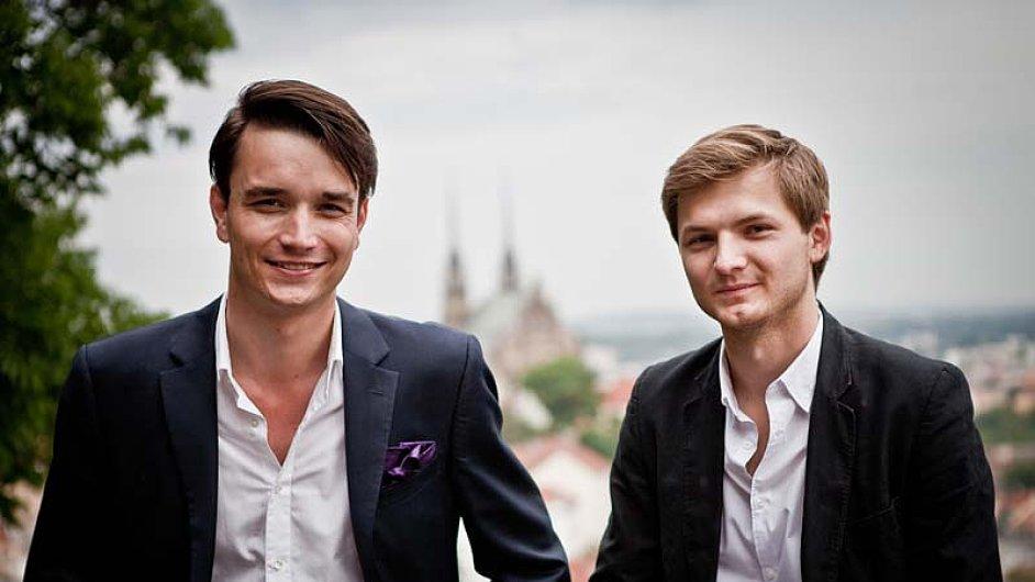 Architekti Ondřech Chybík a Michal Krištof
