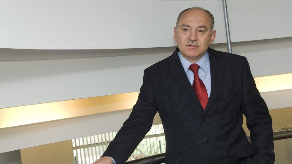 Zakladatel a spolumajitel firmy Linet Zbyněk Frolík.